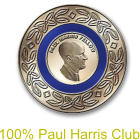 100% Paul Harris Club